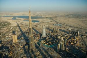 Строительство самого высокого здания