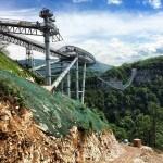 Самый большой подвесной мост в мире