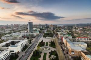 Метрополитен Донецка