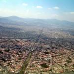 Агломерация Мехико - 20,6 млн. человек