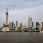 Шанхайская агломерация - 23,4 млн. человек