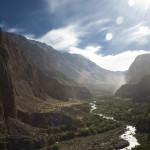 Самый глубокий каньон в мире - Котауаси