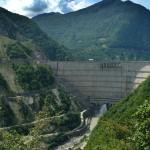 Ингурская ГЭС - 271,5 метров