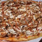 Кебаб-пицца