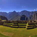 Мачу-Пикчу - одно из 7 новых чудес света