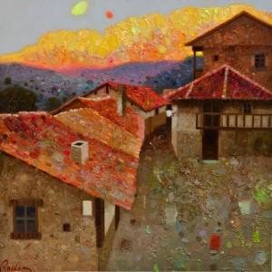 Испанский художник Pedro Roldán Molina