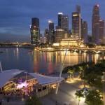 10 место - Сингапур