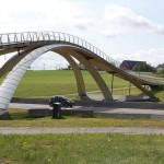 мост по проекту Леонардо да Винчи