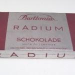 Радиоактивный шоколад