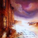 Ностальгия картин Боба Баркера