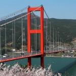 Висячий мост Намхэ
