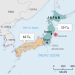 Энергосистема Японии