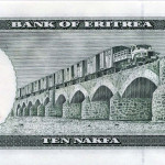 10 эритрейских накф