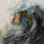 Все тайны океана в картинах Лии Мелии