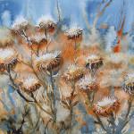 Картины акварелью Йоланты Тондис