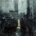 Мрачный реализм в картинах Джереми Манна