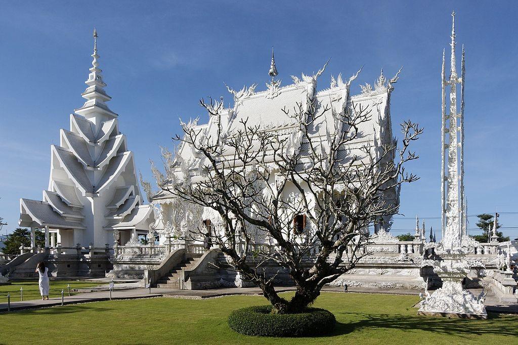 Ват Ронг Кхун, известный как Белый храм