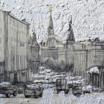 Картины Дарьи Воробьёвой