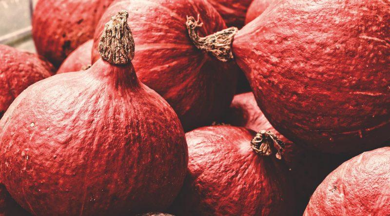Красный цвет тыкв