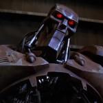 """Дизайн боевого робота для фильма был взят из серии комиксов """"ABC Warriors"""" издательства 2000 AD"""