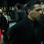 """Матрица """"Женщина в красном"""""""