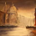 Картины Арнольда Лоури