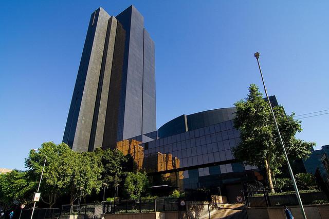 Здание Южно-Африканского Резервного Банка