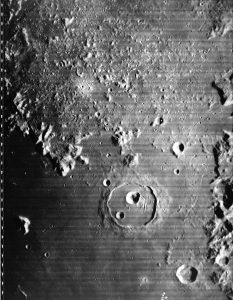Альпы на Луне