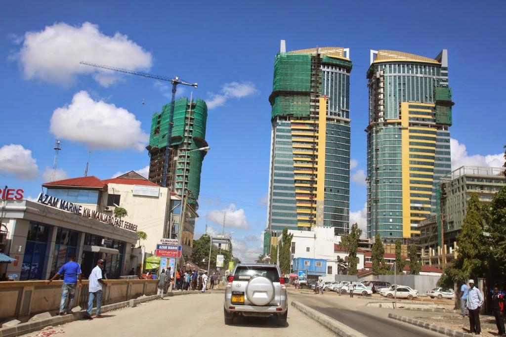 PSPF Towers