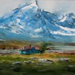 Картины художника Schjolberg Torgeir
