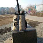монумент Горшенёву установлен в Воронеже