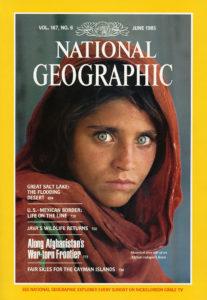 National Geographic за июнь 1985 года