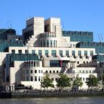 Здание Секретной разведывательной службы Британии (МИ-6)