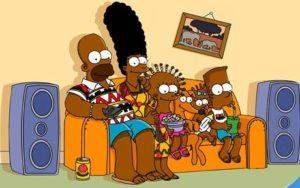 Африканские Симпсоны
