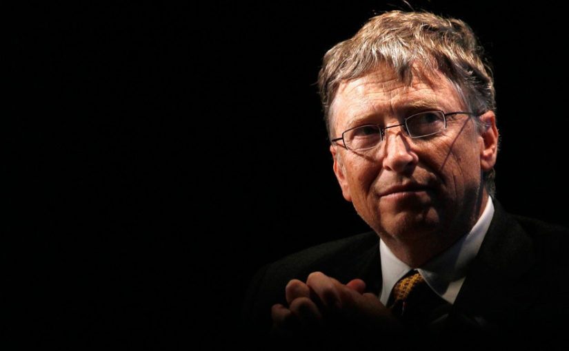 a look at the works of the richest man in the world bill gates Learn 7 lessons from the richest man on earth bill gates 1 believe in yourself it sounds simple, but it could easily be the core secret to bill gates and others success at age eleven he confidently told his pastor he could succeed at anything he put hi.