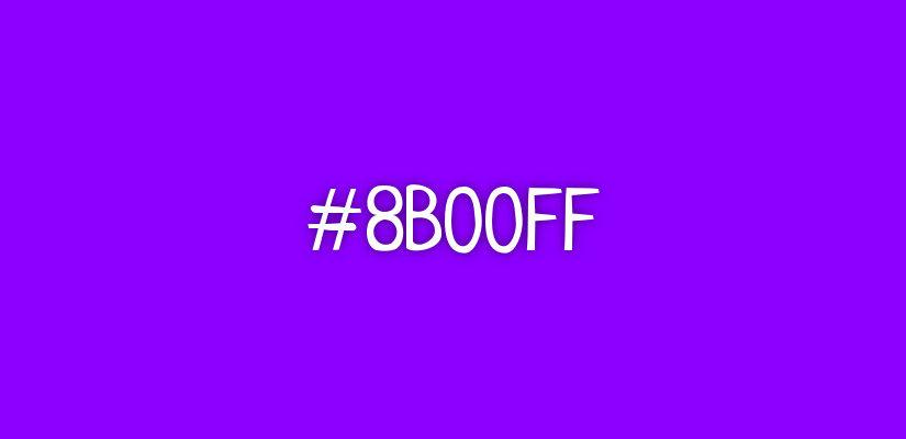 Интересные факты о фиолетовом цвете