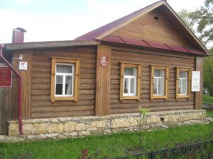 Дом в Елабуге, где повесилась Марина Цветаева