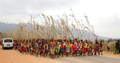 Свазиленд / Эсватини