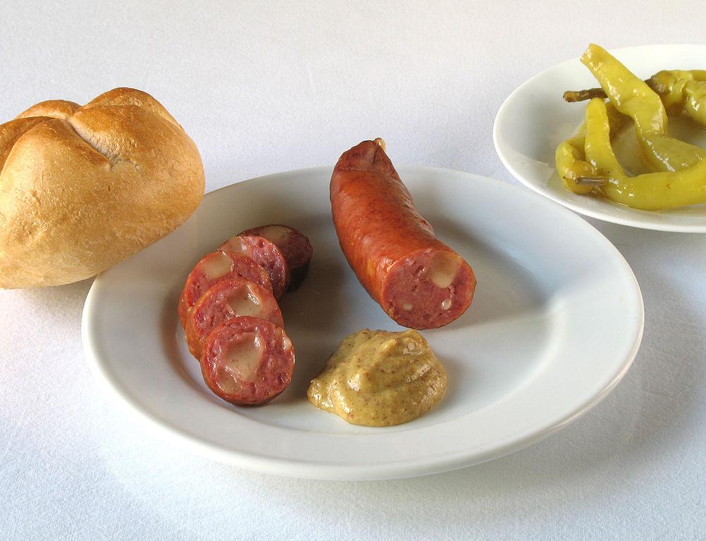 Краньская колбаса
