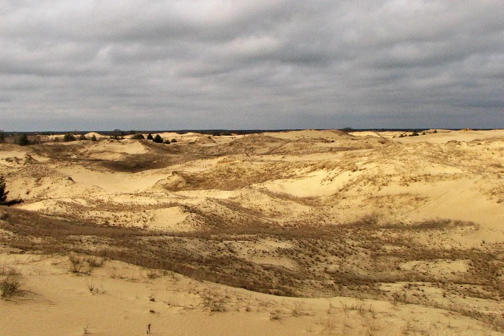 Алешковские пески
