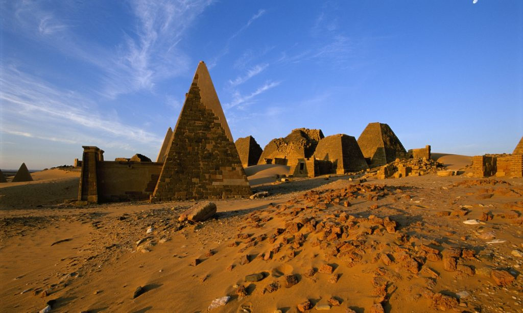 Интересные факты о Судане