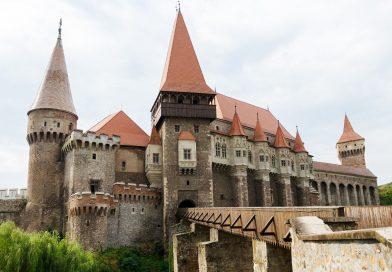 Замок Румынии