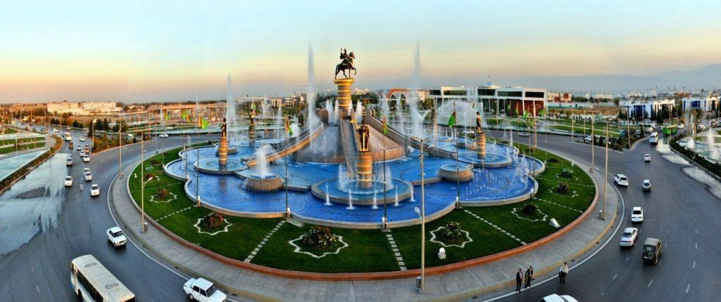Самый крупный фонтанный комплекс в мире