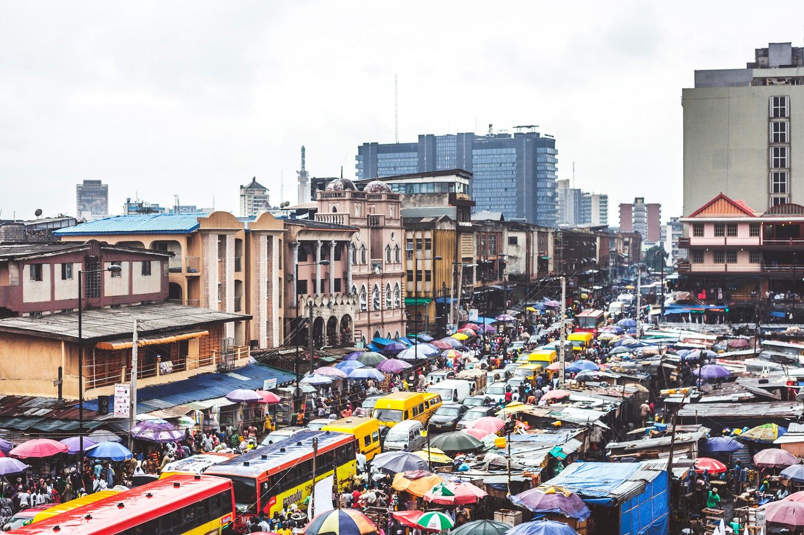 Лагос, Нигерия, Африка