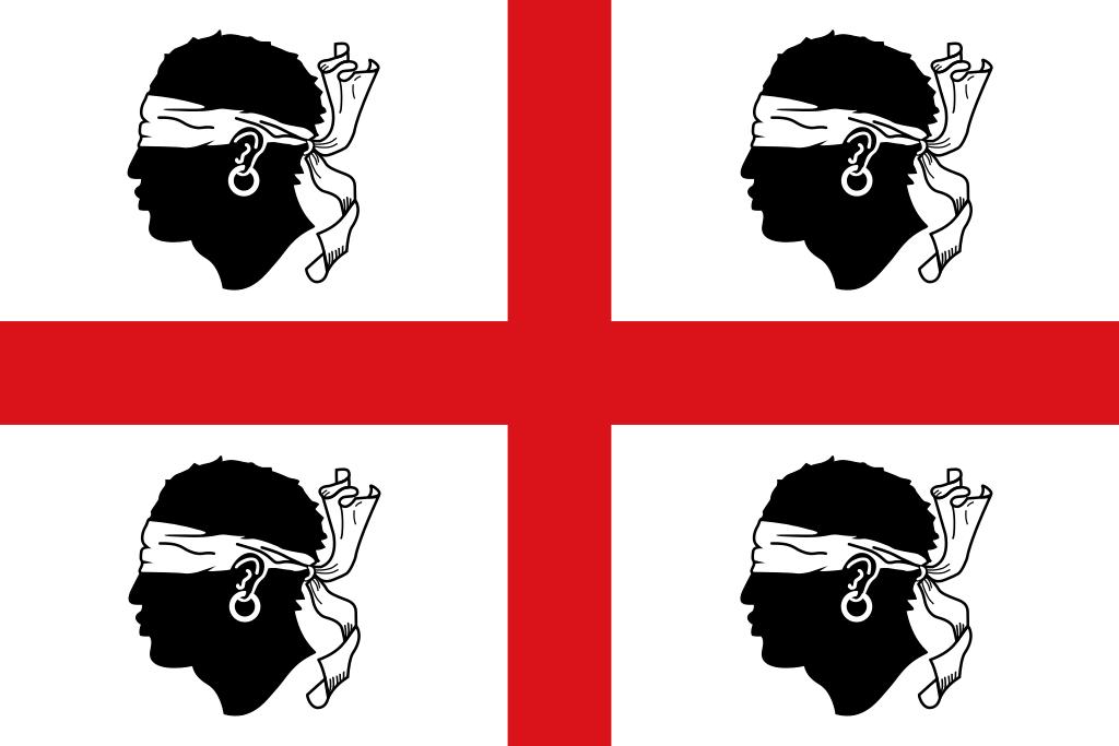 Флаг сардинских националистов