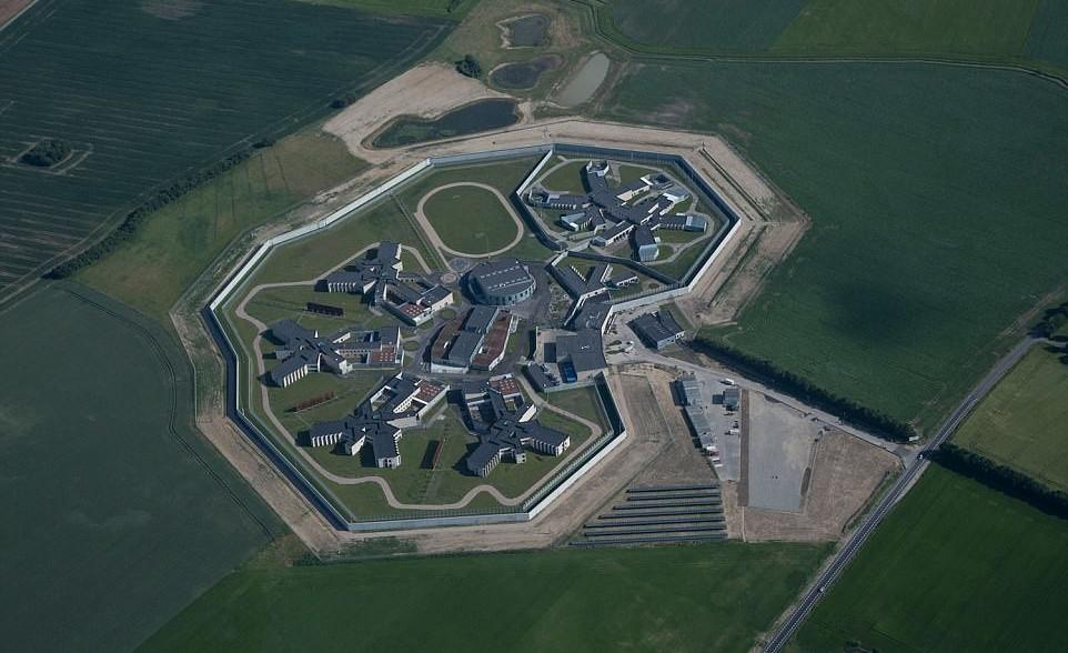 Тюрьма, спроектированная в Орхусе