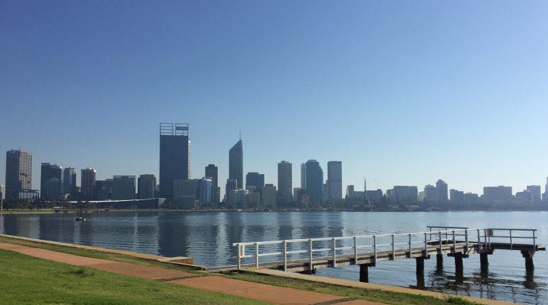 город Перт, Австралия