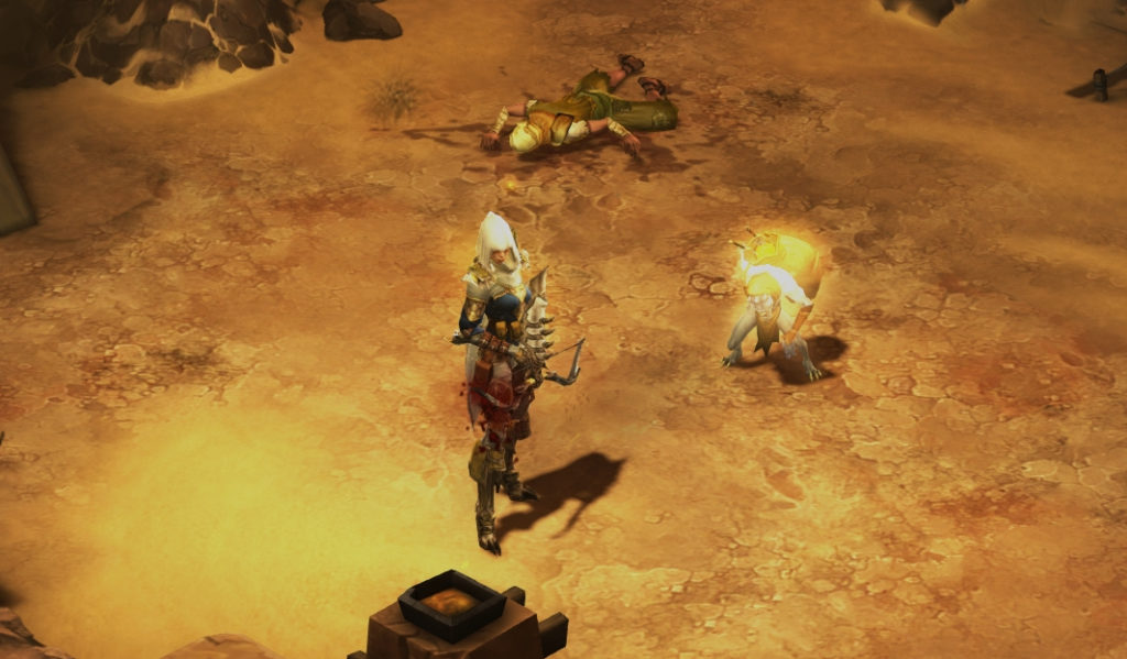 Treasure Goblin из Diablo III