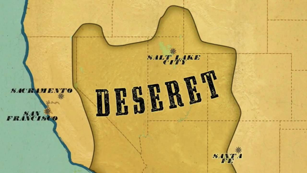 Штат Дезерет