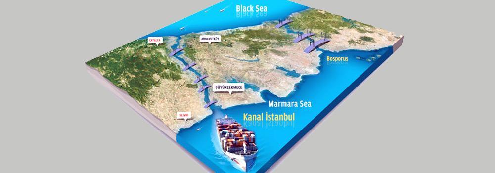 Проект канала Босфор-2